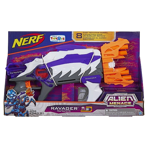 Nerf Alien Menace Ravager